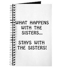 Happens Sisters Journal