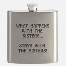 Happens Sisters Flask