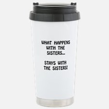 Happens Sisters Travel Mug