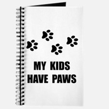 Kids Paws Journal