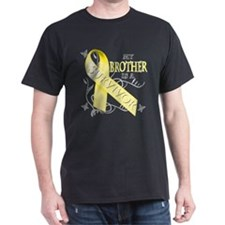 My Brother is a Survivor (yellow) T-Shirt