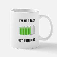 Lazy Buffering Mug