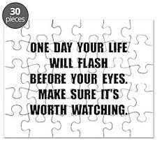 Life Flash Puzzle