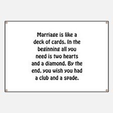 Marriage Cards Banner