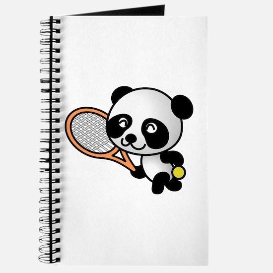 Tennis Panda Journal
