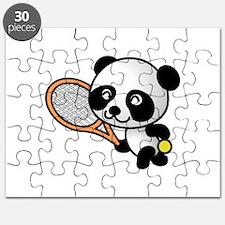 Tennis Panda Puzzle