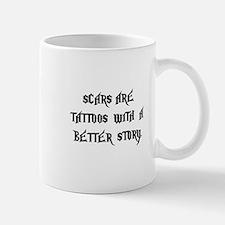 Scar Tattoos Mug