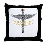Paramedic Ems Throw Pillow