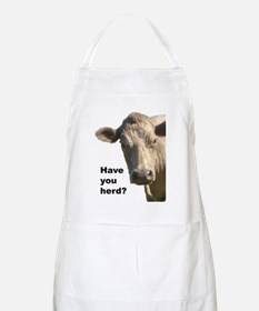 Have you herd? BBQ Apron