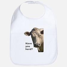 Have you herd? Bib