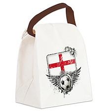 Soccer fan France.png Canvas Lunch Bag