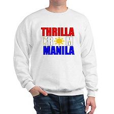 THRILLA FROM MANILA Sweatshirt
