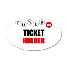 Powerball Wall Decal