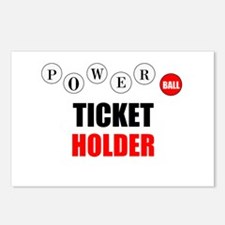 Powerball Postcards (Package of 8)