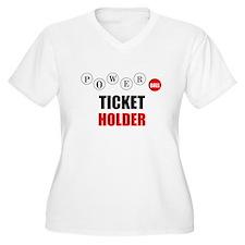 Powerball Plus Size T-Shirt