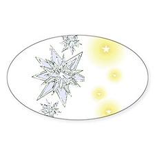crystalline stars Decal