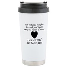 AF Aunt Fortunate Travel Mug