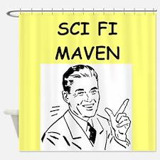 SCI Shower Curtain