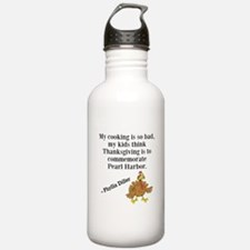 Diller Quote Water Bottle