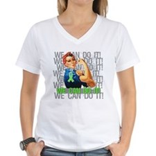 Rosie The Riveter Lymphoma T-Shirt