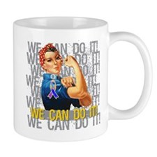 Rosie The Riveter Bladder Cancer Mug