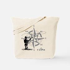 Fly Fishin Tote Bag