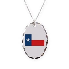 Flag of Texas Necklace