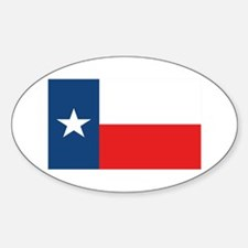Flag of Texas Decal