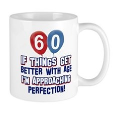 60 year Old Birthday Designs Mug