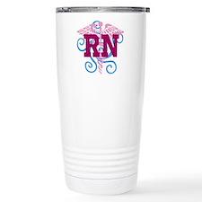 RN swirl Travel Mug