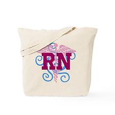 RN swirl Tote Bag