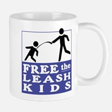 Free the Leash Kids Mug