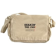 SHAKIN THE JAR - SHINE! Messenger Bag