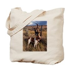 A Day Of Hunting Tote Bag