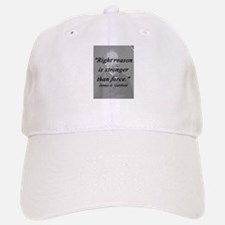 Garfield - Right Reason Baseball Baseball Baseball Cap