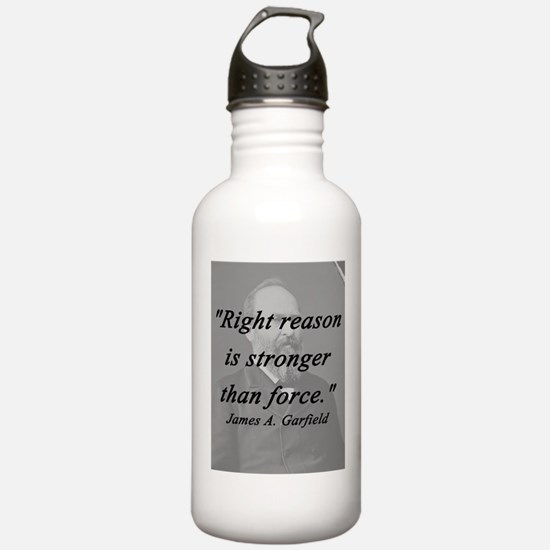 Garfield - Right Reason Water Bottle
