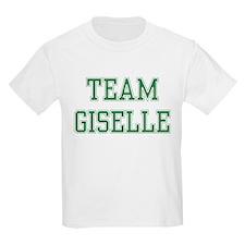 TEAM GISELLE  Kids T-Shirt