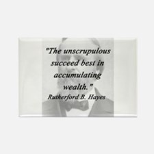 Hayes - Unscrupulous Magnets