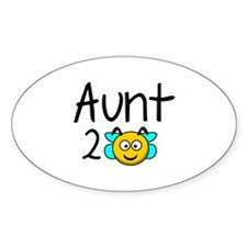 Aunt 2 Bee Decal
