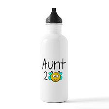 Aunt 2 Bee Water Bottle