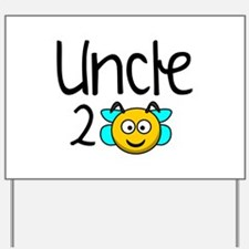 Uncle 2 Bee Yard Sign