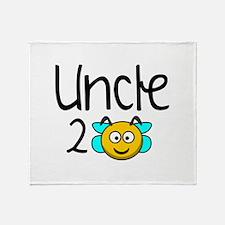 Uncle 2 Bee Stadium Blanket