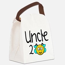 Uncle 2 Bee Canvas Lunch Bag