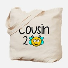 Cousin 2 Bee Tote Bag