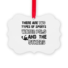 Waterpolo designs Ornament
