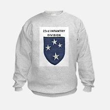 23RD INFANTRY DIVISION Sweatshirt