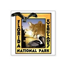 Florida Everglades NP Sticker