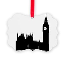 London silhouette Ornament
