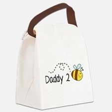 Daddy 2 Bee Canvas Lunch Bag