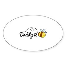 Daddy 2 Bee Decal